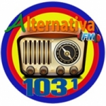 Logo da emissora Alternativa FM Web