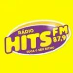 Logo da emissora Rádio Hits  FM