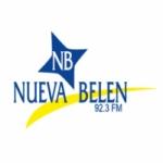 Logo da emissora Radio Nueva Belén 92.3 FM