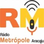 Logo da emissora Rádio Web Metrópole Aracaju