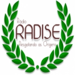 Logo da emissora Rádio Radise