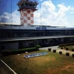 Logo da emissora Aeroporto internacional de Boa Vista SBBV - Aproximação