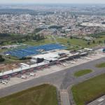 Logo da emissora Aeroporto Internacional de Curitiba SBCT - Torre/Aproximação