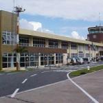 Logo da emissora Aeroporto Internacional de Navegantes SBNF - Centro