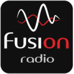 Logo da emissora Radio Fusión 96.7 FM