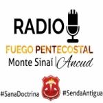Logo da emissora Radio Monte Sinaí