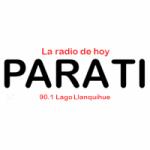 Logo da emissora Radio Parati 90.1 FM