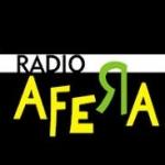 Logo da emissora Afera 98.6 FM