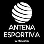 Logo da emissora Antena Esportiva
