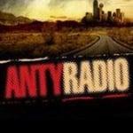 Logo da emissora Anty Radio 94 FM