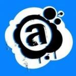 Logo da emissora Radio Atlantico