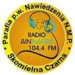 Logo da emissora Ain Karim 104.4 FM