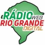 Logo da emissora Rádio Web Rio Grande Digital