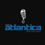 Logo da emissora Rádio Atlantica