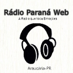 Logo da emissora Rádio Paraná Web