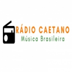 Logo da emissora Rádio Caetano