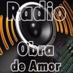 Logo da emissora Rádio Obra de amor