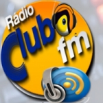 Logo da emissora Rádio Club FM