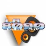 Logo da emissora La 8090 Radio