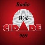 Logo da emissora Rádio Web Cidade 969