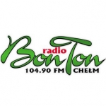 Logo da emissora Bon Ton 104.9 FM