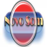 Logo da emissora Novo Som do Sucesso
