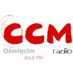 Logo da emissora CCM 93.4 FM