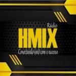 Logo da emissora Rádio Hmix