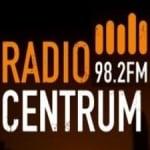 Logo da emissora Centrum 98.2 FM