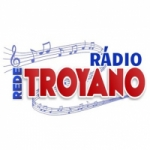 Logo da emissora Rádio Rede Troyano