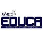 Logo da emissora Rádio Educa