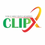 Logo da emissora Clipx