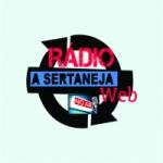 Logo da emissora Rádio Web A Sertaneja