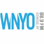 Logo da emissora WNYO 88.9 FM