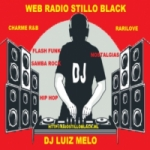Logo da emissora Rádio Stillo Black