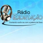 Logo da emissora Rádio Exortação