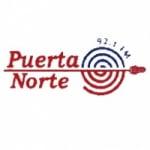 Logo da emissora Radio Puerta Norte 92.1 FM