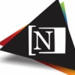 Logo da emissora Rádio Núcleo Paraty