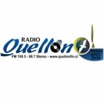 Logo da emissora Radio Quellón 100.5 FM