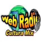 Logo da emissora Rádio Cultura Mix