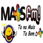 Logo da emissora Mais FM SP