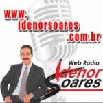 Logo da emissora Idenor Soares