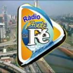 Logo da emissora Rádio Fonte de Fé