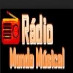 Logo da emissora Rádio Mundo Musical