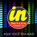 Logo da emissora Rádio Inova FM