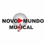 Logo da emissora Novo Mundo Musical