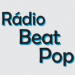 Logo da emissora Rádio Beat Pop