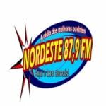 Logo da emissora Rádio Nordeste 87.9 FM