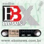 Logo da emissora EBX News