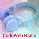 Logo da emissora Codó Web Rádio